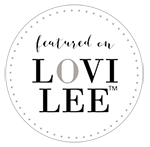 Lovilee badge Round featured on
