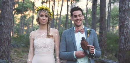 Woodlands wedding {styled shoot}