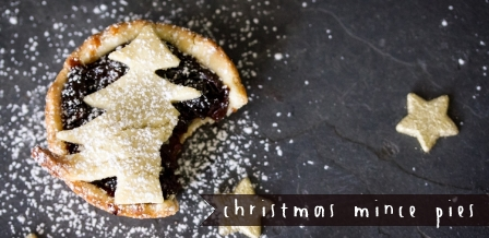 Lovilee recipe: Christmas mince pies