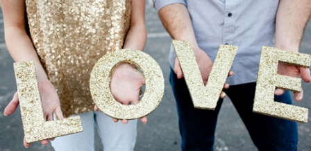 'All that glitters' Wedding Inspiration