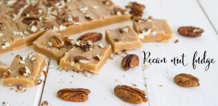 Lovilee recipe: Pecan nut Fudge