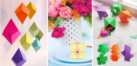 Geometric Wedding Ideas + Inspiration