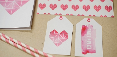 Valentines printables {Hello Dolly}