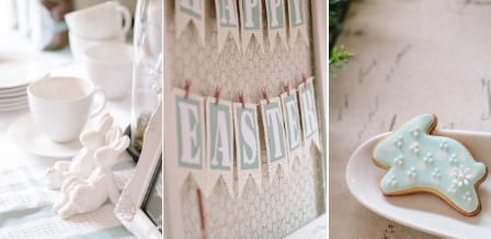A Pastel Easter Party {Nestling}