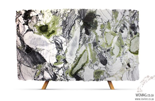 WOMAG Monet marble slab