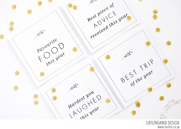 Download a free printable New Year's Eve game