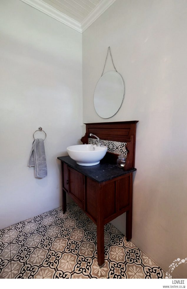 Big Reveal Our Moroccan Inspired Bathroom Revamp
