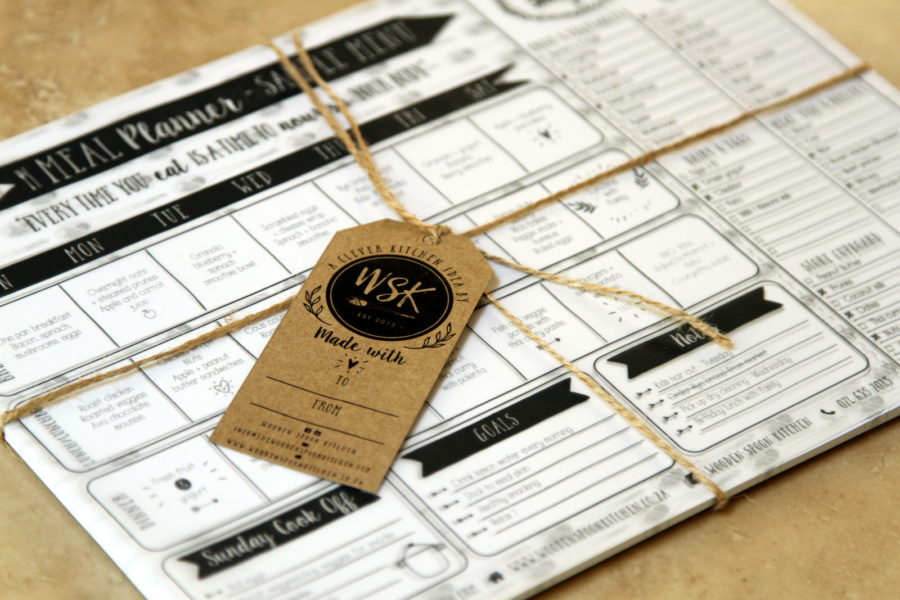 Wooden Spoon Kitchen Meal Planner