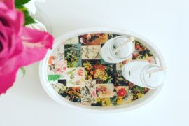 DIY Frosted glass tutorial