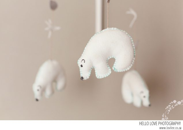 Polar bear nursery