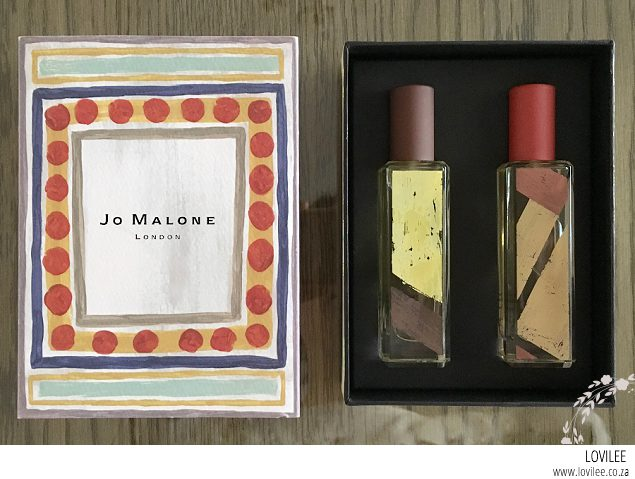 DIY fragrances by Jo Malone London