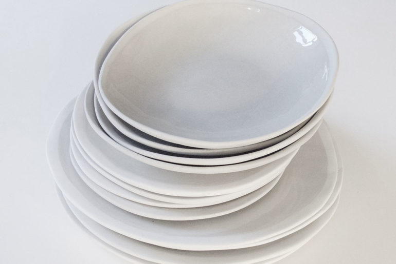 Klomp Ceramics 'Every Day range' dinner set