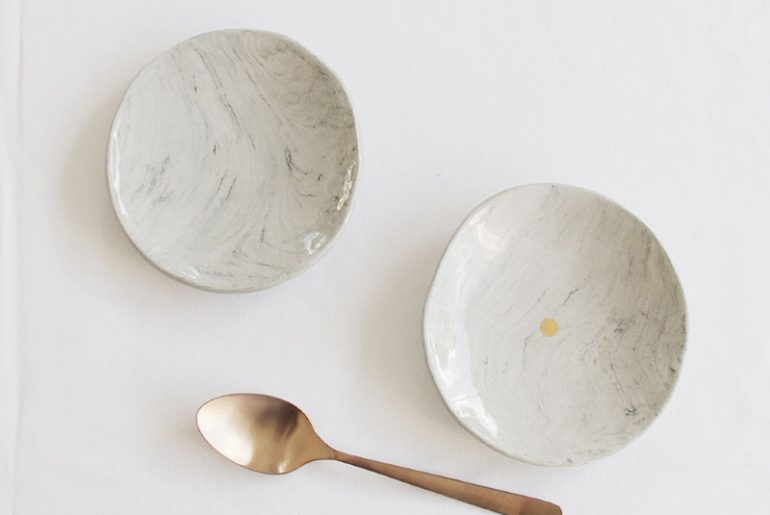 Klomp Ceramics 'The Collection' Small bowls