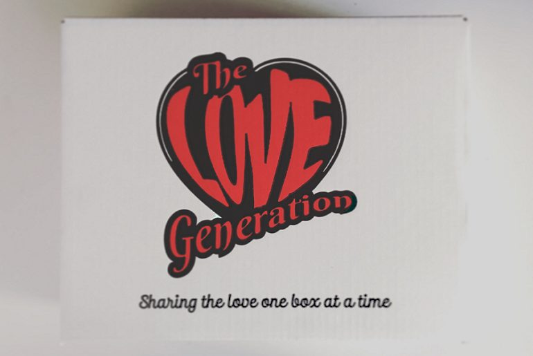 The love generation gift boxes