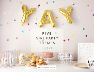 girl party themes