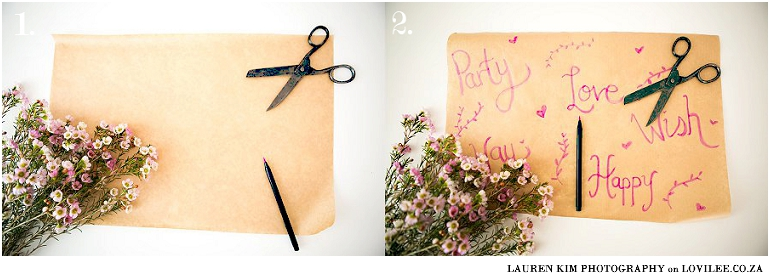 How To Wrap A Flower Bouquet 4 Different Ways Lovilee Blog