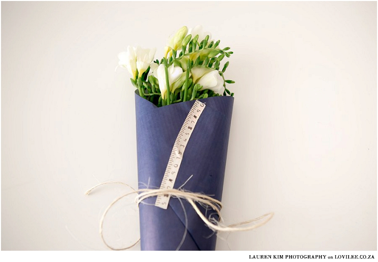 Traditional Gift Wrapped Flowers