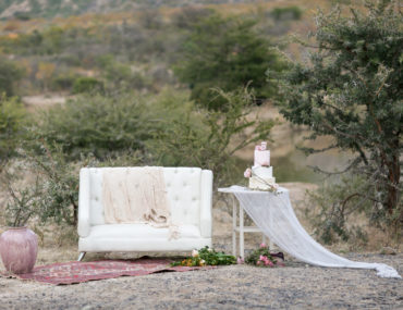 Bridal safari prettiness