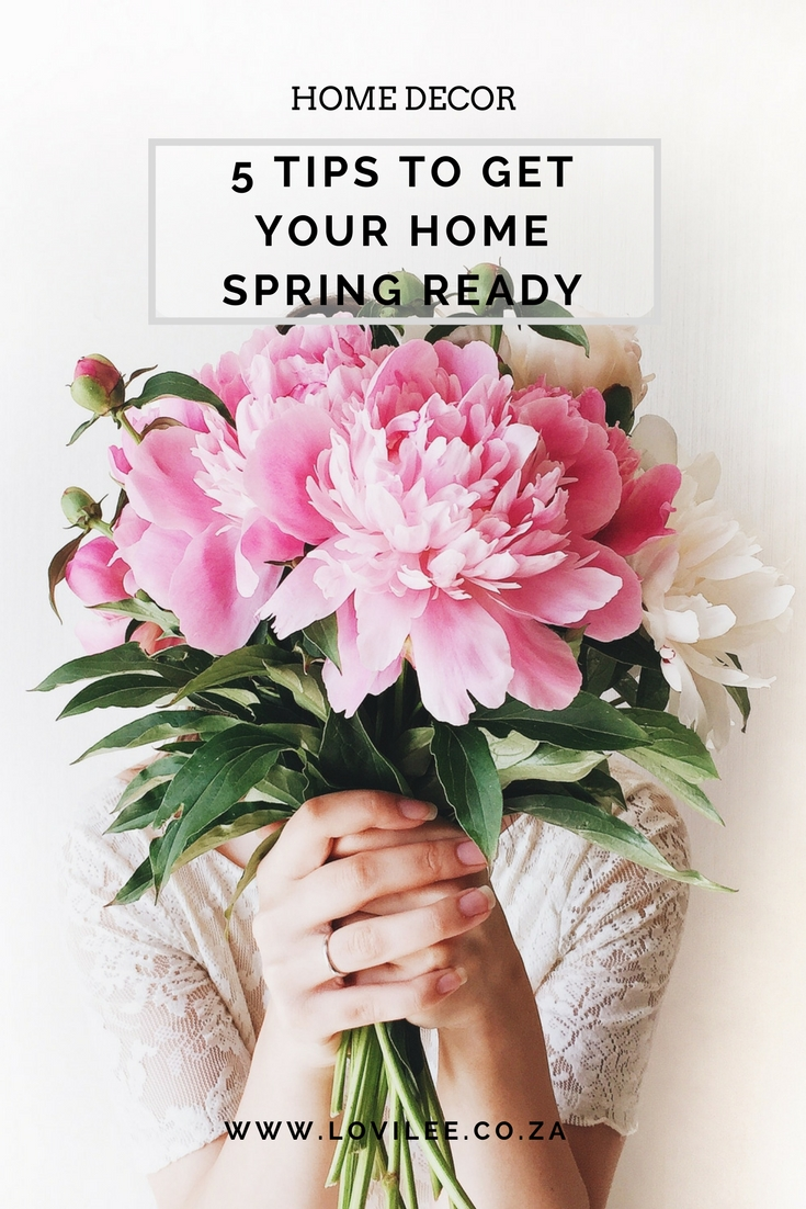 Get your home spring ready