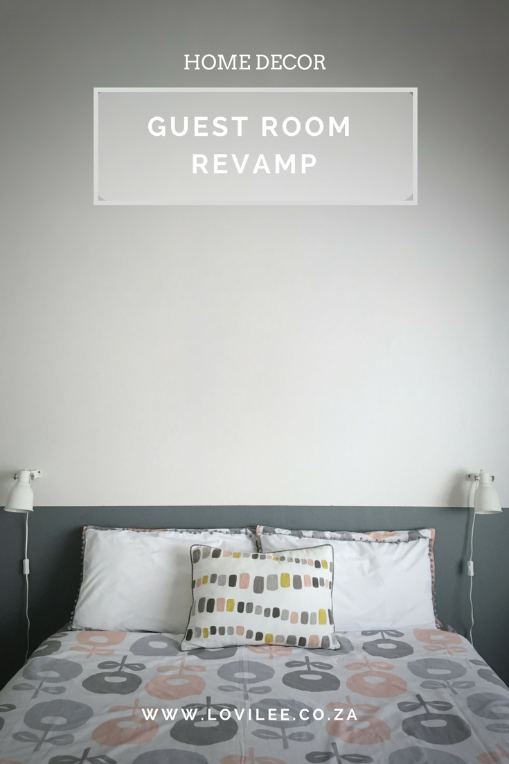 Guest room revamp with Prominent  Paints