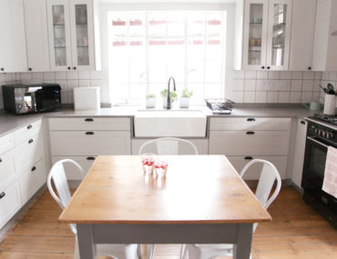 Modern Country Style kitchen makeover