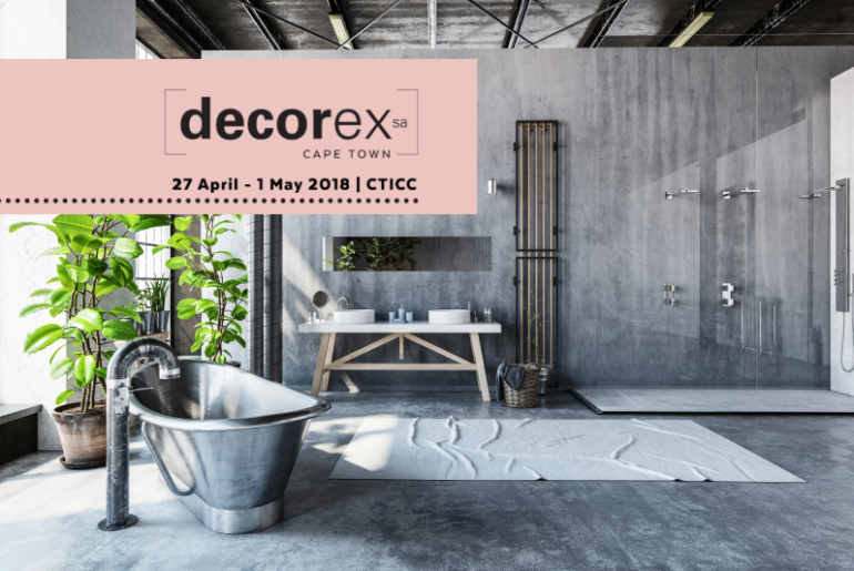 Next Stop – Decorex Cape Town 2018 With ISCA