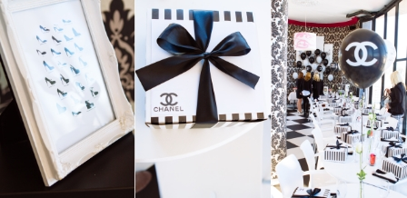 Coco Chanel Party Party In Style Lovilee