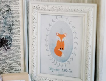 mr Fox print freebie
