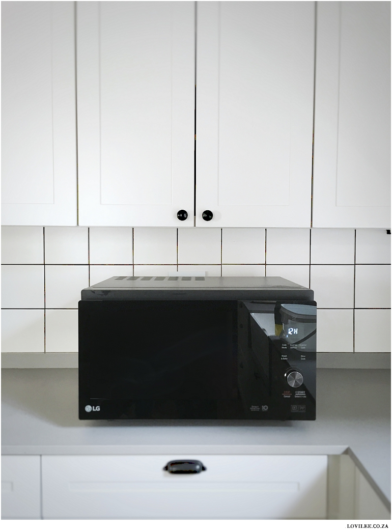 LG microwave oven review on the new LG NeoChef™