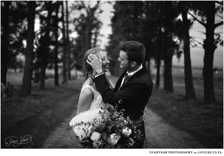 Bridal portraits by Yeah Yeah Photography