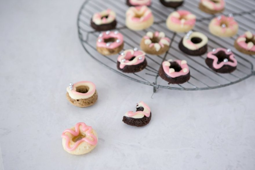 Homemade donut recipe by Lauren Kim Food Photography