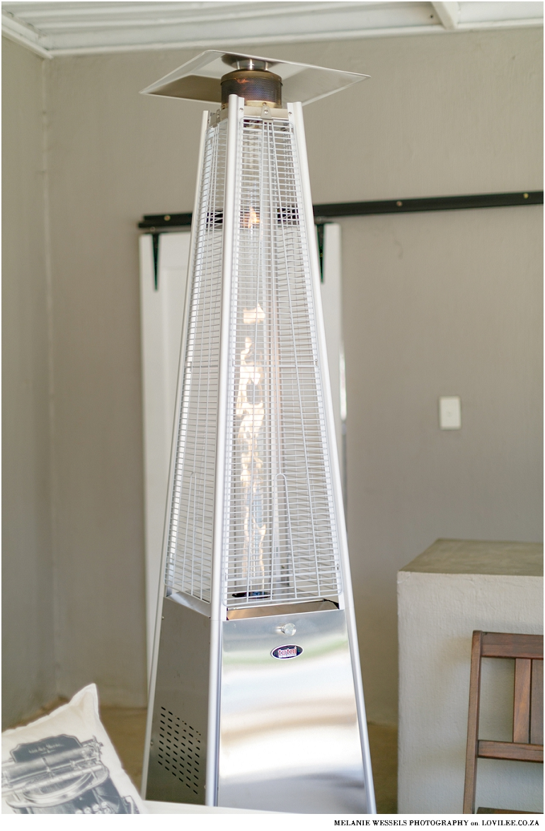 Read this review on the Totai patio gas heater