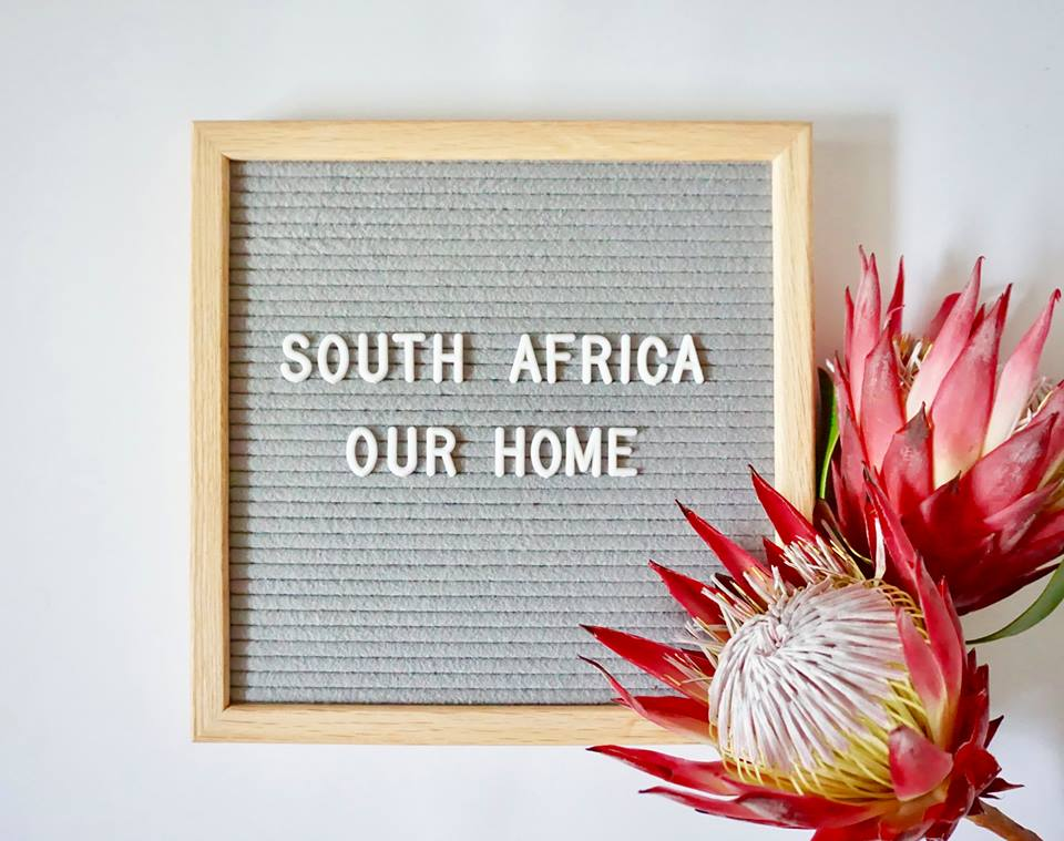 Fable Decor letter boards